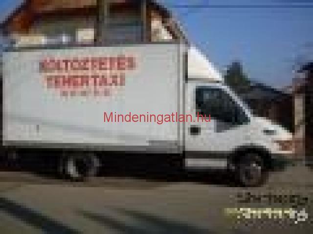 Csaba fuvar költöztetés-bútor szállítás-házhoz szállítás-tehertaxi