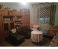 Kelebián felújítandó 5 szobás gázfűtéses családi ház nagy kerttel eladó!